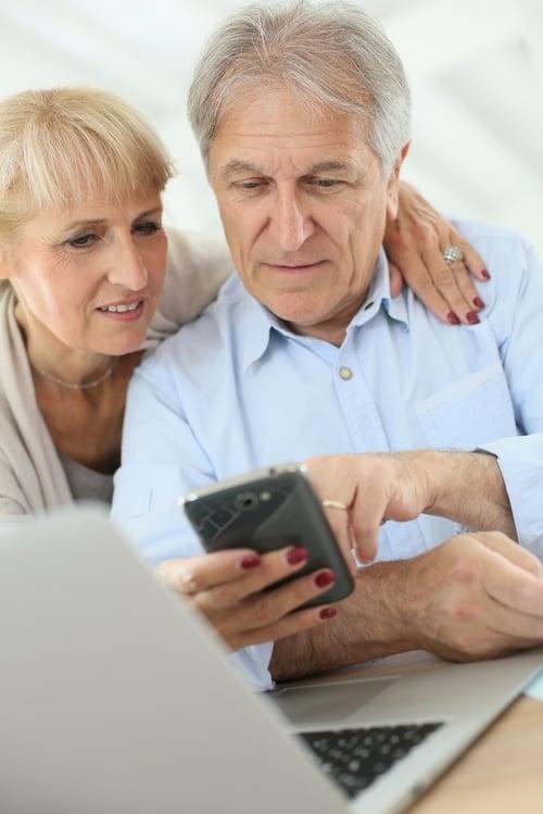 Senior couple doing the income tax declaration online.jpeg