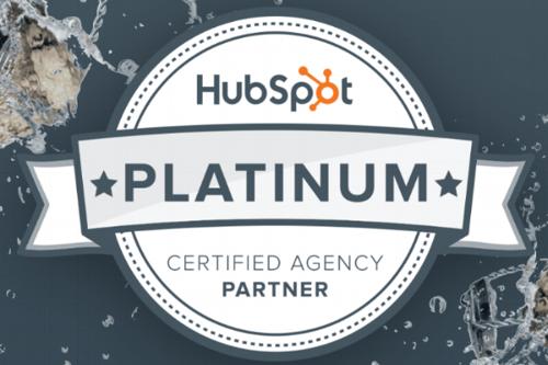 adWhite Hubspot Platinum Agency Announcement