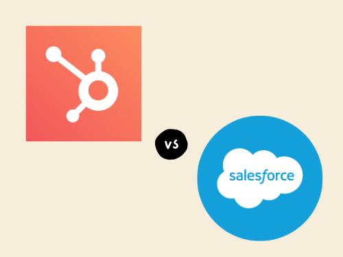 HubSpot vs. Salesforce