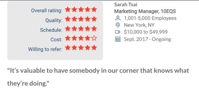 Cluch Sarah Tsai review