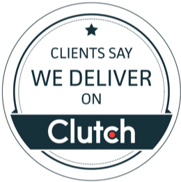Clutch Clients Say We Deliver on Clutch